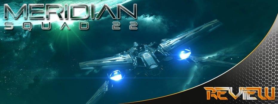 Meridian Squad 22 banner