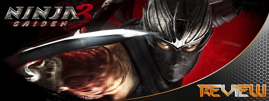 Ninja Gaiden 3 banner