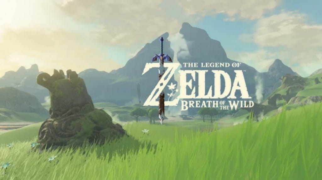 The Legend of Zelda Breath of the Wild Beitragsbild
