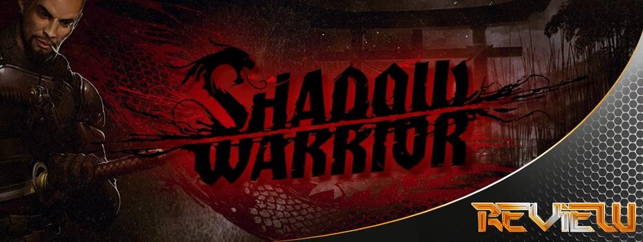 shadow warrior banner