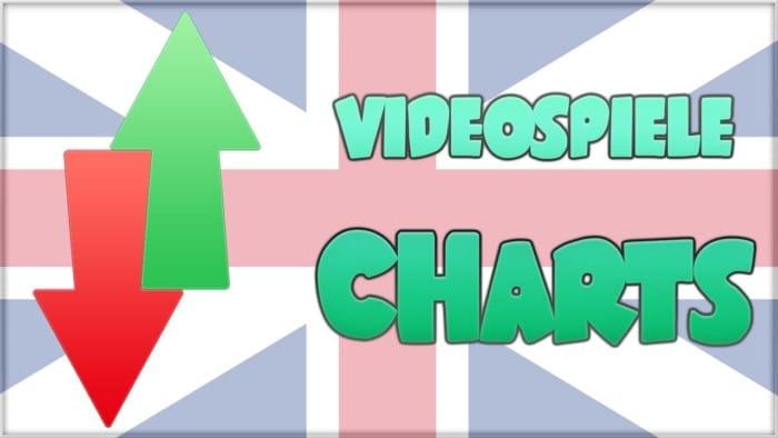 UK Charts Top 10 der Videospiele