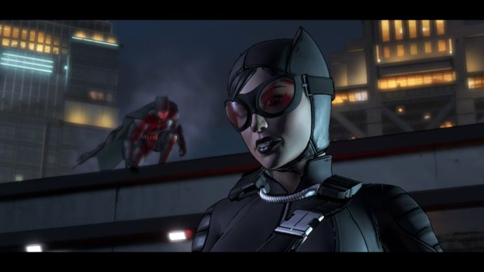 Batman - The Telltale Series - Episode 1 Realm of Shadows Screenshot1