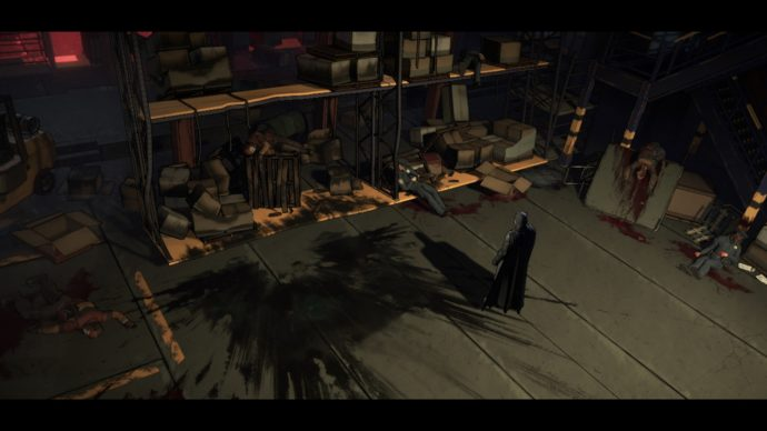 Batman - The Telltale Series - Episode 1 Realm of Shadows Screenshot7