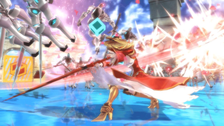 Fate Extella The Umbral Star screenshot 1