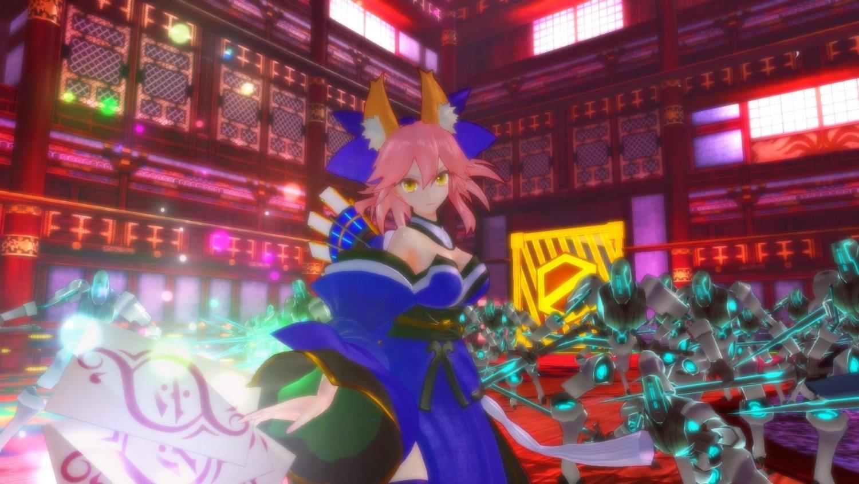 Fate Extella The Umbral Star screenshot 2