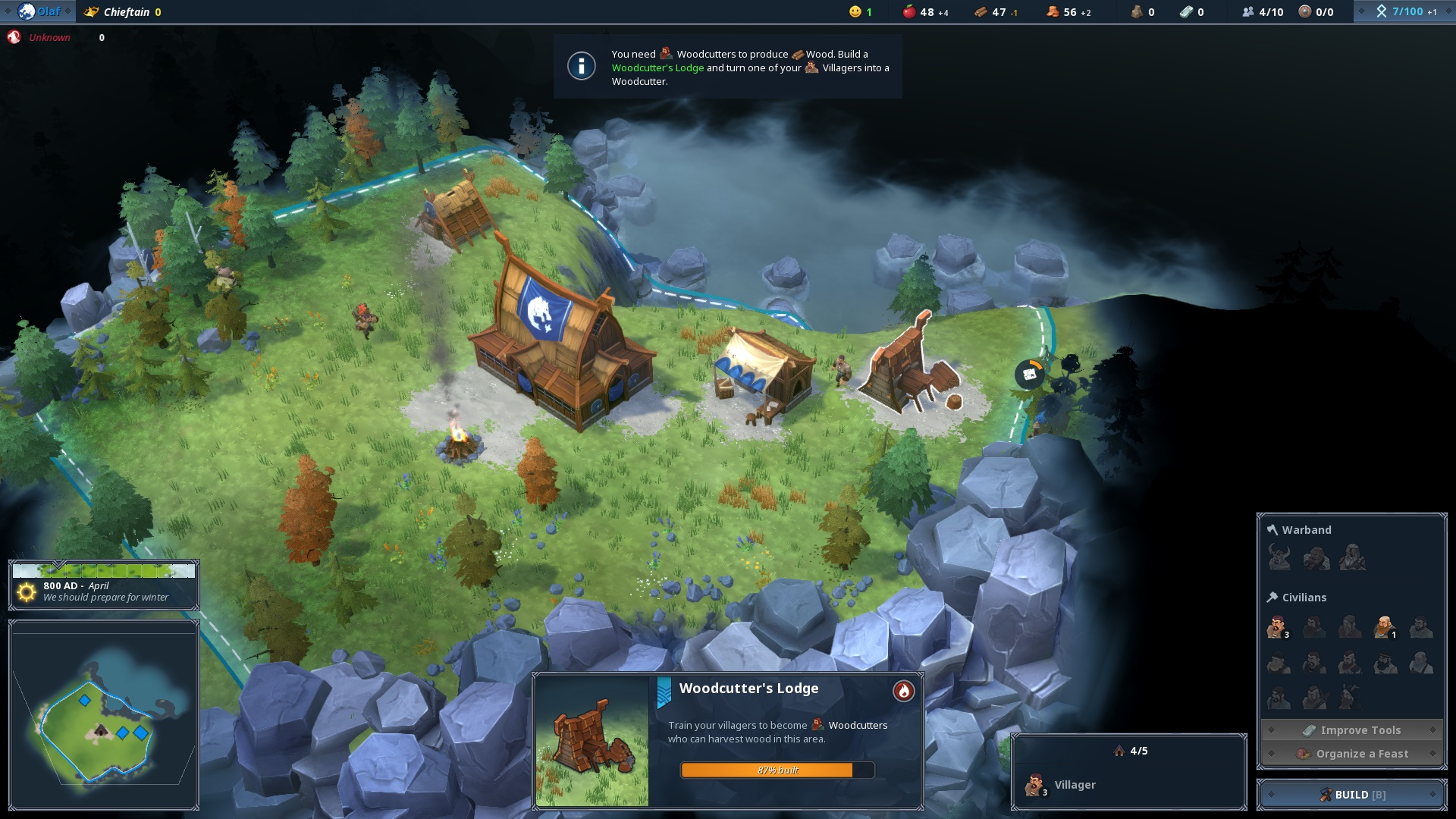 Northgard Screenshot2