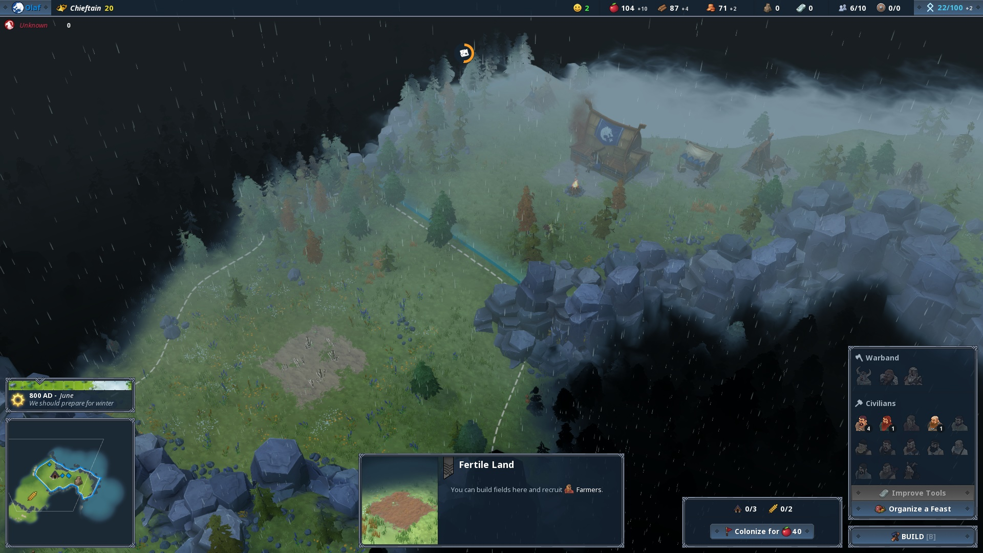 Northgard Screenshot3