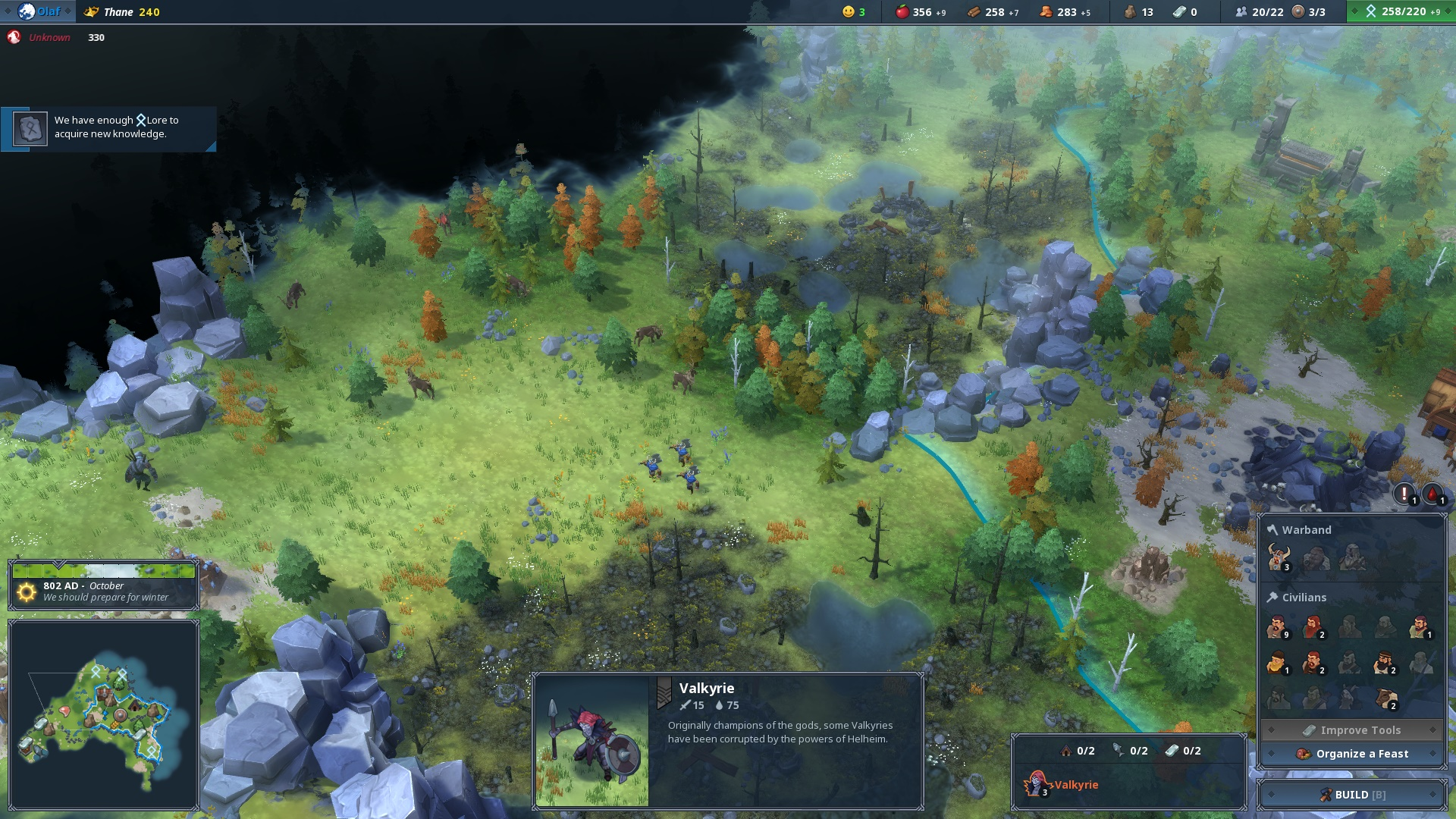 Northgard Screenshot4