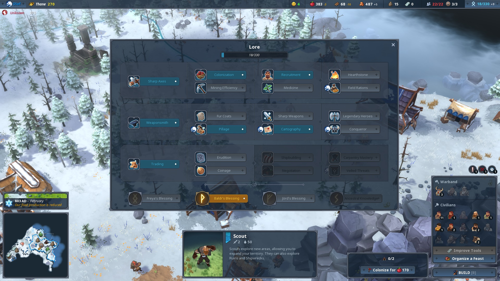 Northgard Screenshot5