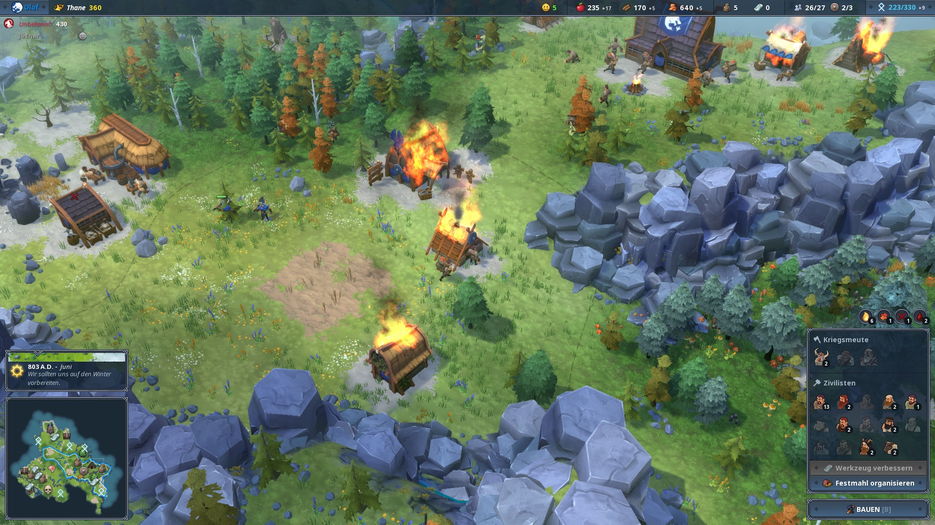 Northgard Screenshot6