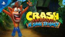 Crash Bandictoo N. Sane Trilogy