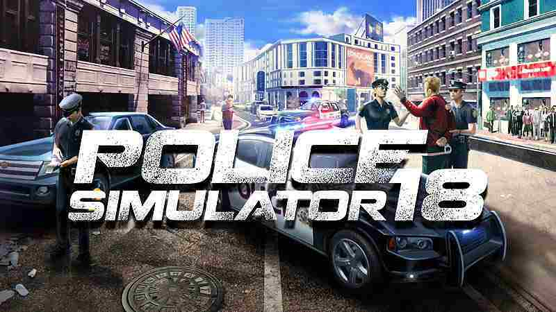 police simulator 18 neue polizei simulation kommt ende 2017 gamecontrast. Black Bedroom Furniture Sets. Home Design Ideas