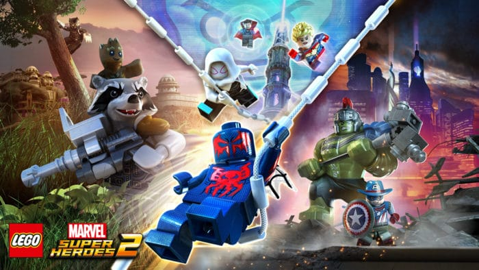 LEGO Marvel Super Heroes 2