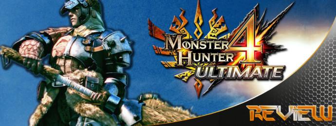 Monster Hunter 4 Ultimate REVIEW | GAMECONTRAST
